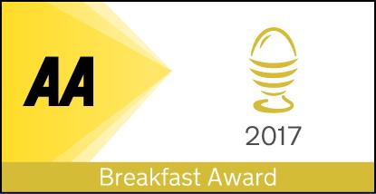 AA Breakfast Award 2017
